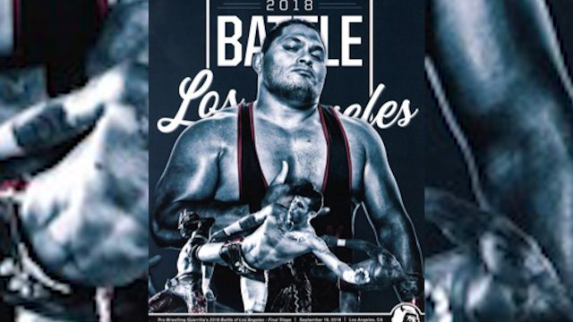 PWG: BOLA 2018 Night 3