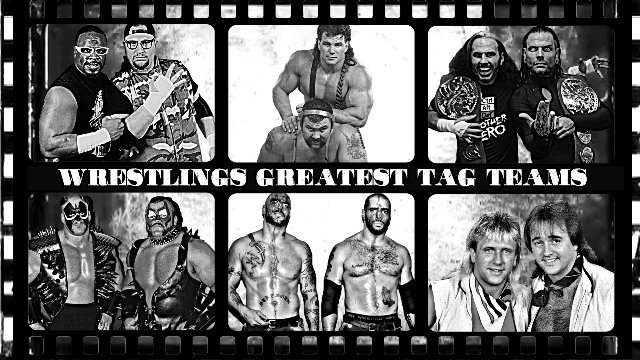#HSWN Presents: Wrestling's Greatest Tag Teams