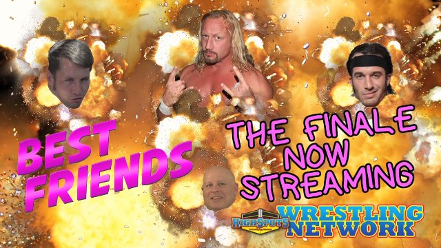 Best Friends: The Finale w/ Jerry Lynn & Mikey Whipwreck