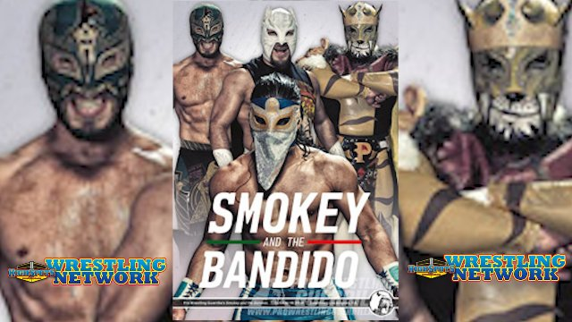 PWG: Smokey & The Bandido
