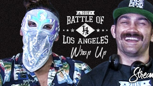 PWG: BOLA 2019 Wrap Up Interview