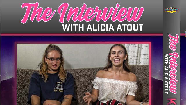 The Interview w/ Alicia Atout: Kris Statlander