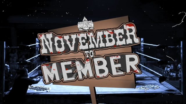 Wrestling Revolver - November to Member