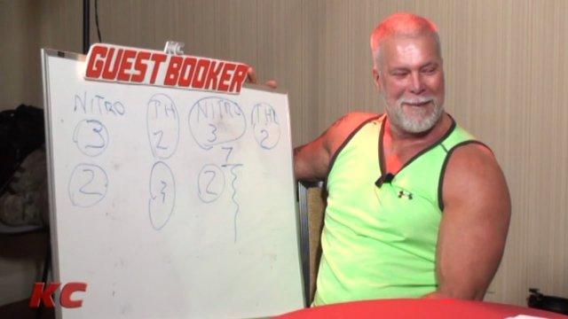 Guest Booker: Kevin Nash