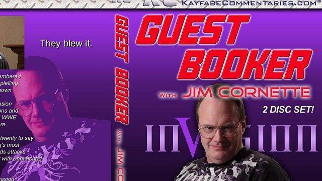Guest Booker: Jim Cornette