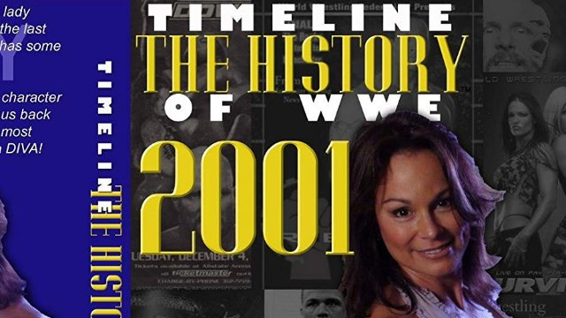 Timeline of the WWE: 2001 Lisa Moretti