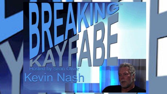 Breaking Kayfabe: Kevin Nash