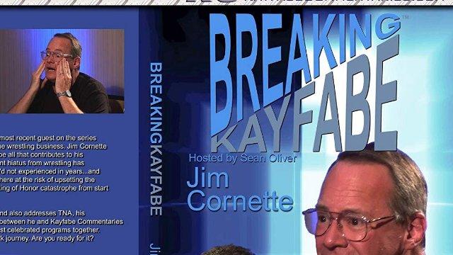 Breaking Kayfabe: Jim Cornette