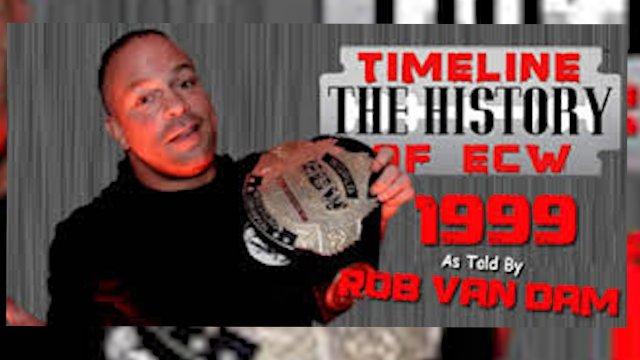 Timeline of ECW: 1999 RVD