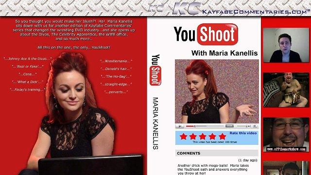 YouShoot: Maria Kanellis