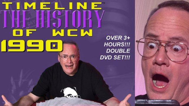 Timeline of WCW: 1990 Jim Cornette