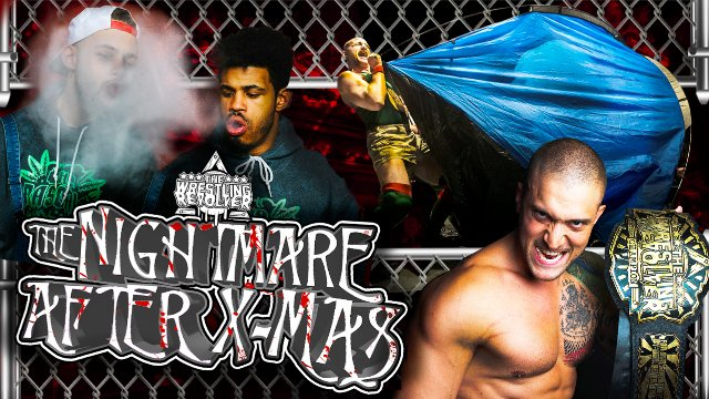 Wrestling Revolver: The Nightmare After X-mas