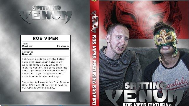 Spitting Venum: Bandido