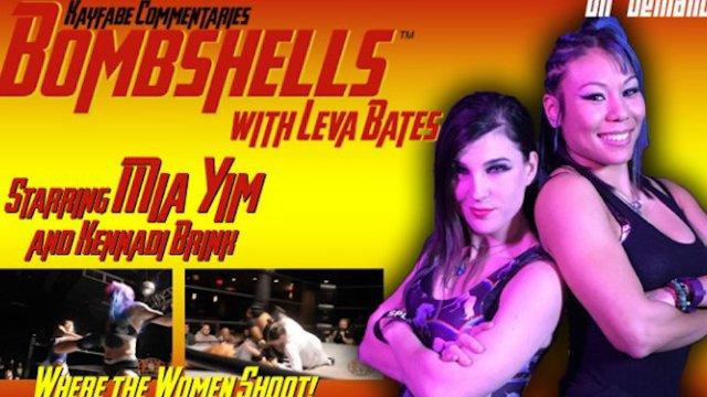 Bombshells: Mia Yim & Kennadi Brink
