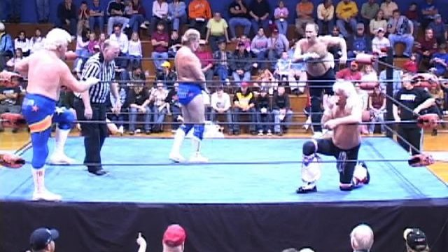 NGW ROCK & ROLL VS. MIDNIGHT EXPRESS (01-07-05)