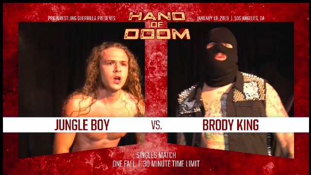 PWG: Hand of Doom