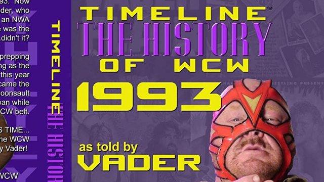 Timeline of WCW 1993: Vader