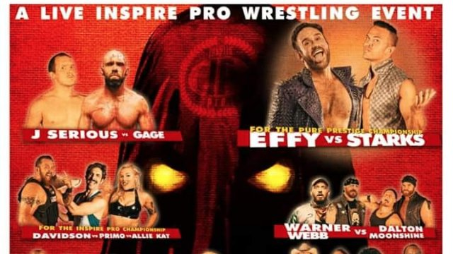 Inspire Pro: New Ecstasy Of Gold