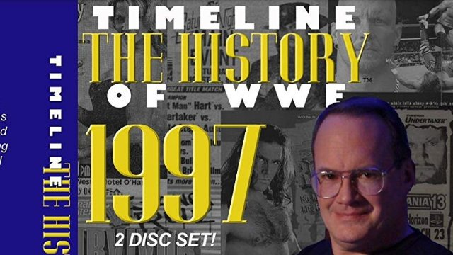 Timeline of WWE: 1997 Jim Cornette