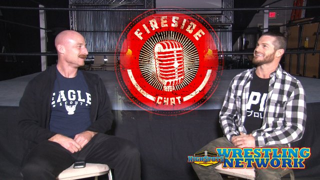 Jake Manning's Fireside Chat: Matt Sydal