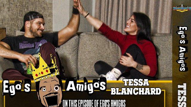 Ego's Amigos: Tessa Blanchard