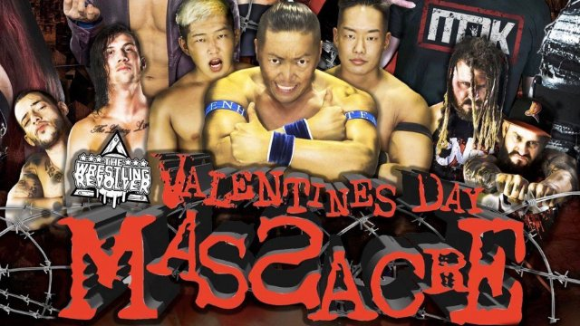 Wrestling Revolver: Valentine's Day Massacre