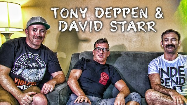Sorry You're Watching This: Tony Deppen & David Starr