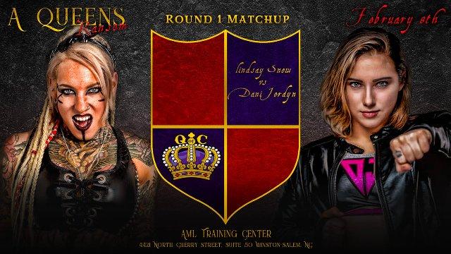 Queens Of Combat 40: A Queens Ransom