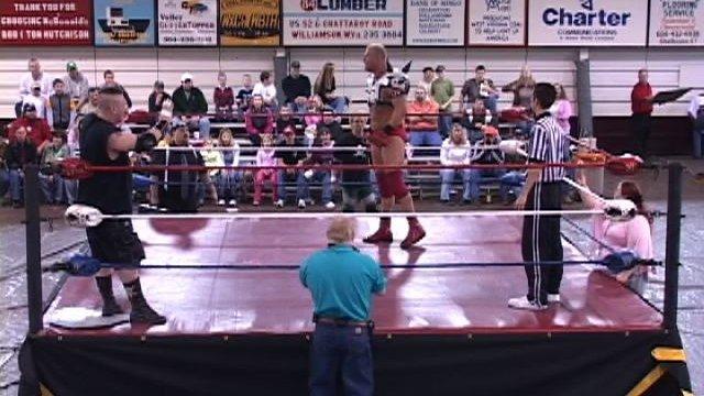 All Star Wrestling (3/19/06)
