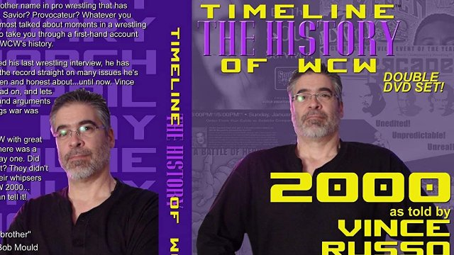Timeline of WCW: 2000 Vince Russo