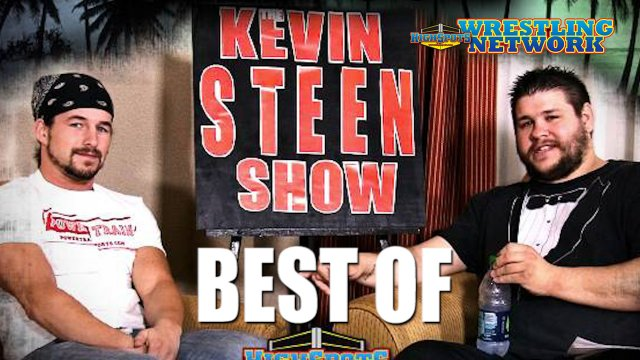 Best Of The Kevin Steen Show: Vol 1