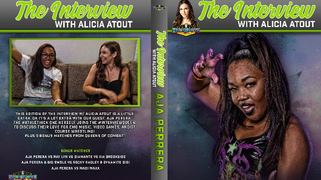 The Interview w/ Alicia Atout: Aja Perera