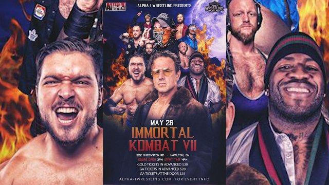Alpha-1: Immortal Kombat 7 (May 2019)