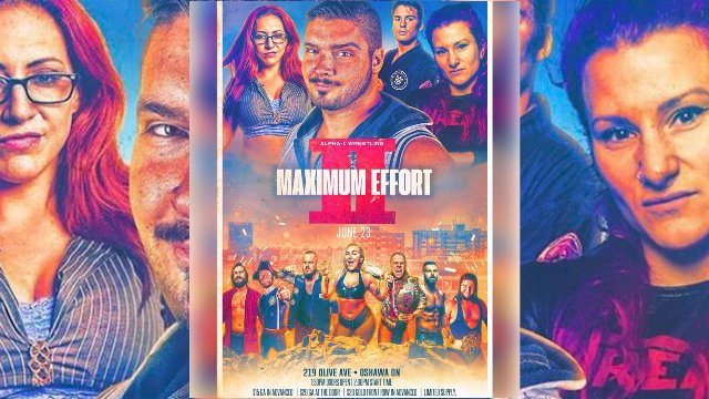 Alpha-1: Maximum Effort 2 (June 2019)