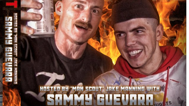 FireSide Chat: Sammy Guevara
