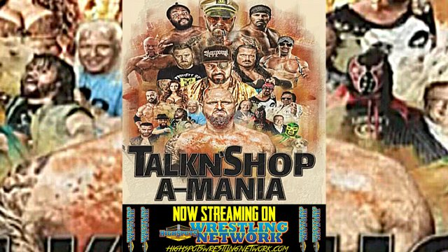 Talk N' Shop A Mania PPV