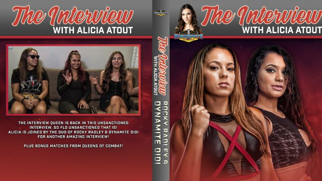 The Interview w/ Alicia Atout: Rocky Radley & Dynamite Didi