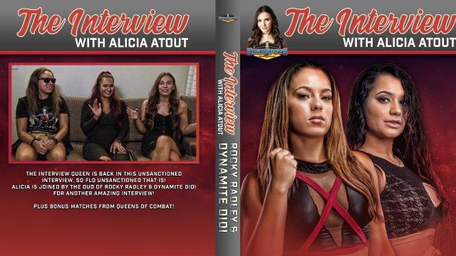 The Interview w/ Alicia Atout: Rocky Radley & Dynamite Didi