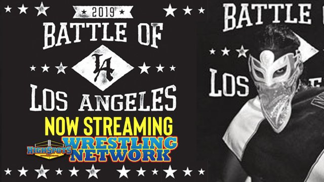PWG: BOLA 2019 (Night 3)