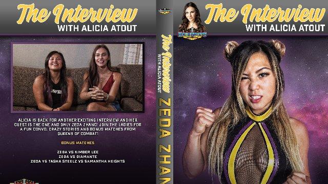 The Interview w/ Alicia Atout: Zeda Zhang