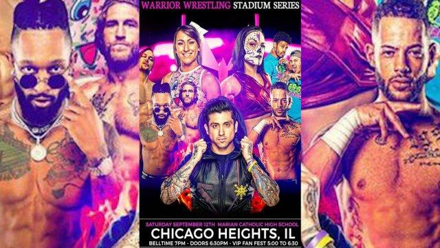 Warrior Wrestling Stadium Series: Night 1
