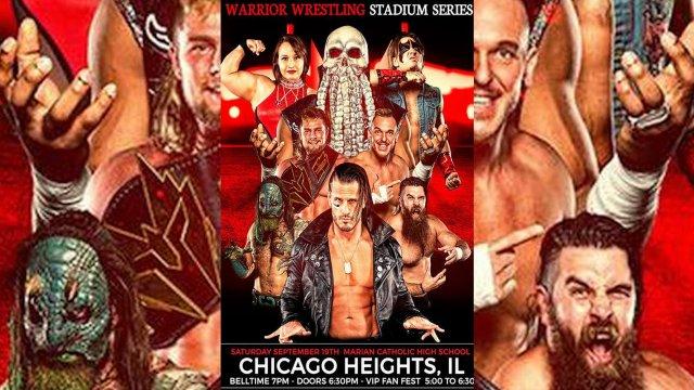 Warrior Wrestling Stadium Series: Night 2