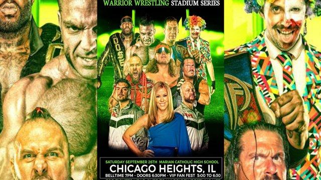 Warrior Wrestling Stadium Series: Night 3