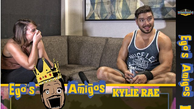 Ego's Amigos Kylie Rae