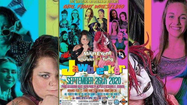 GirlFight Wrestling: Jawbreaker