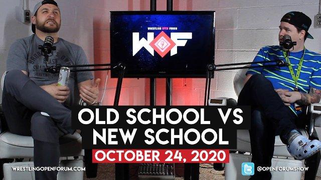 Wrestling Open Forum: 10.24.2020 -