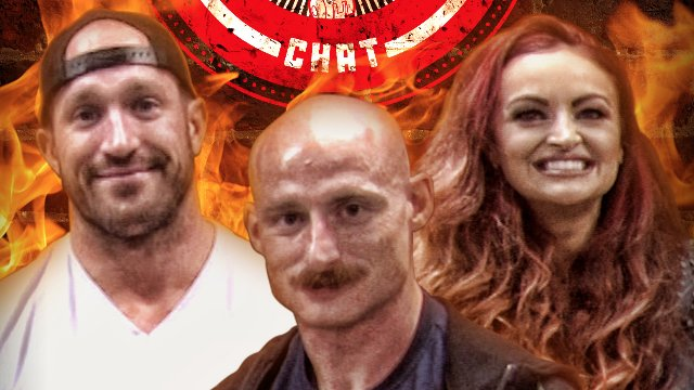 Fireside Chat Mike Bennett & Maria Kanellis