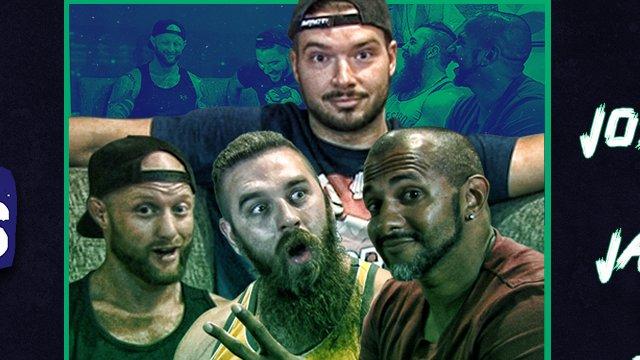 Ego's Amigos:  Josh, Jake, & Hakim
