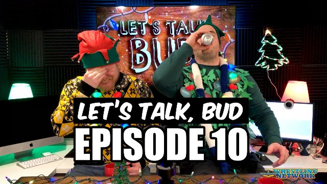 Let's Talk Bud: Christmas Eppie