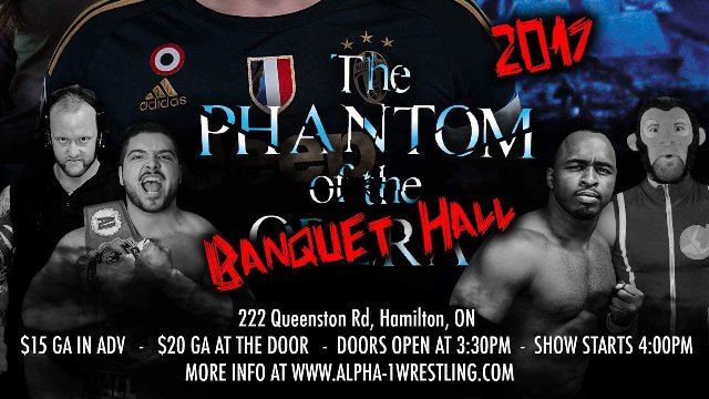 Alpha-1: Phantom Of The Banquet Hall
